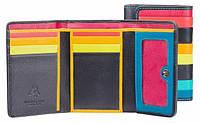 Женский кожаный кошелек Visconti STR3 Halki (RFID)