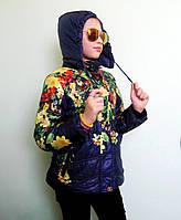 Куртка для  девочки демисезонная 28