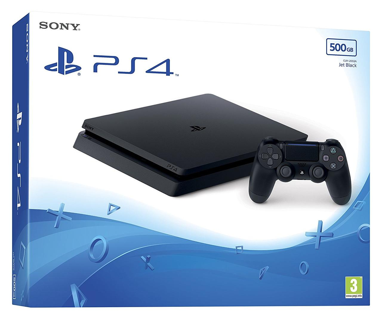 Sony PlayStation 4 Slim 500GB + FIFA 2017