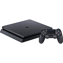 Sony PlayStation 4 (PS4) Slim 500GB Black, фото 3