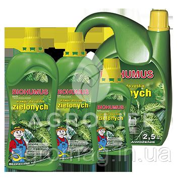 Biohumus Forte, Для декоративно-лиственных 0,35л