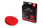 Royal Air Soft Pad для ROT/DA 150mm Финишный круг, для антиголограммной полировки. КРАСНЫЙ