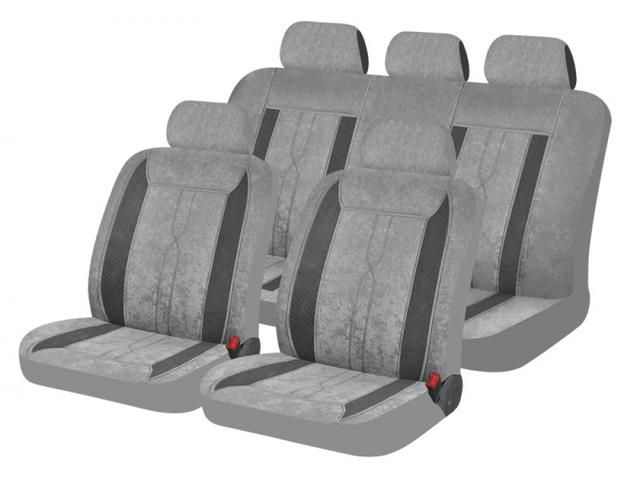 Автомобильные чехлы и майки на сидения