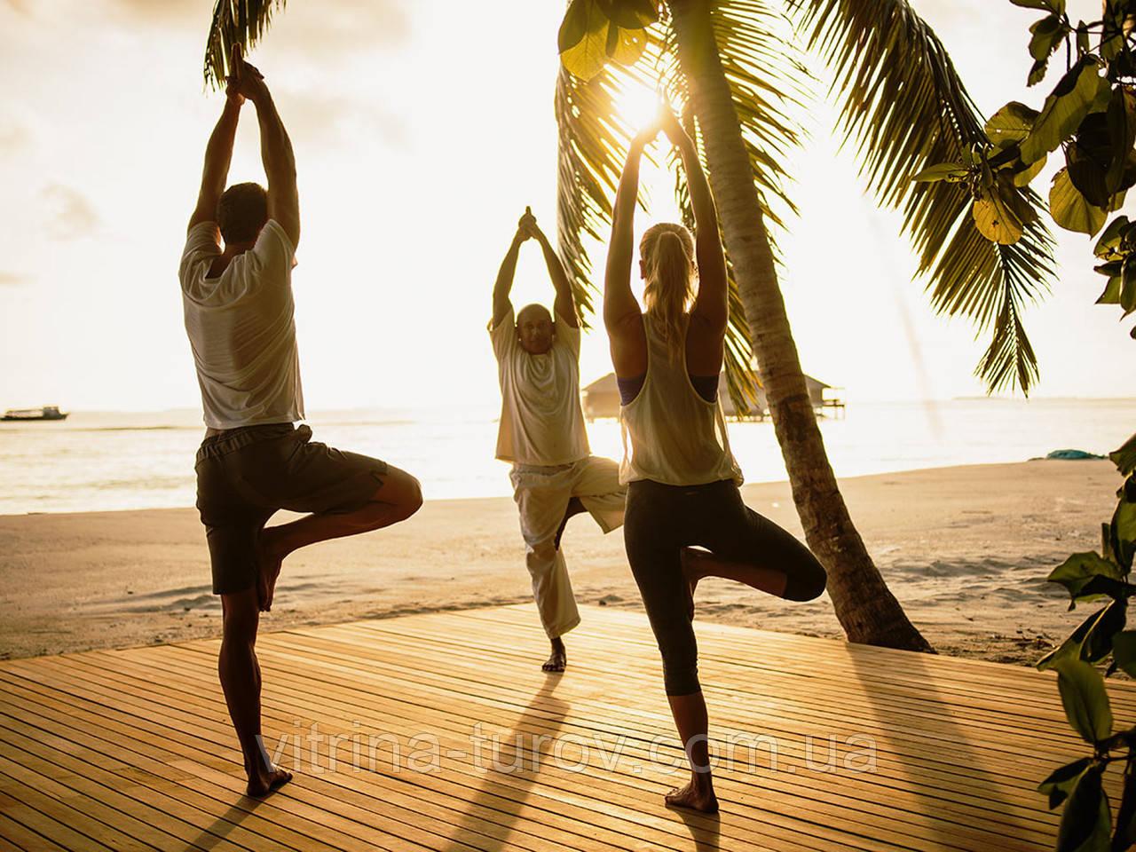 МАЛЬДИВЫ «Relax, Reset and Evolve» - эксклюзивно в отеле Kandima Maldives 4*!