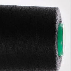 Нитки швейные 40/2 400 ярдов черные