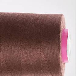 Нитки швейные 40/2 400 ярдов №403 коричневые