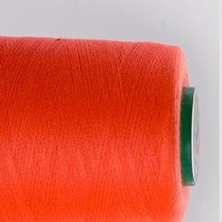 Нитки швейные 40/2 400 ярдов №621 оранжевые