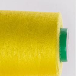 Нитки швейные 40/2 400 ярдов №431 желтые