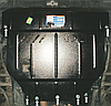 Защита картера двигателя и кпп BYD F6