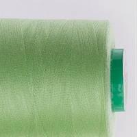 Нитки швейные 40/2 400 ярдов №467 светло зеленые