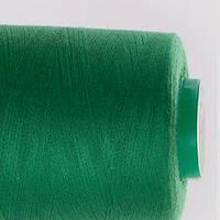 Нитки швейные 40/2 400 ярдов №472 зеленые