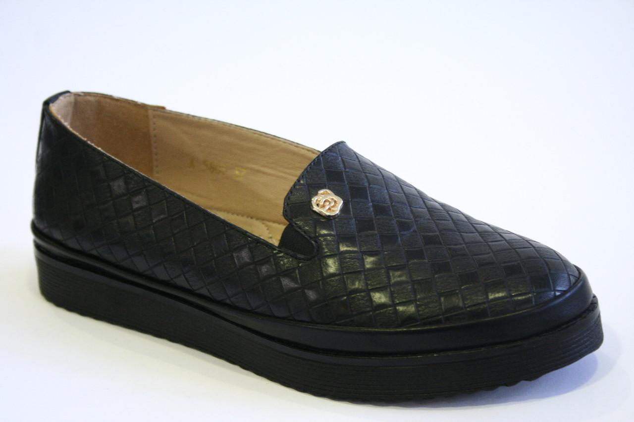 Туфли женские в ромбик