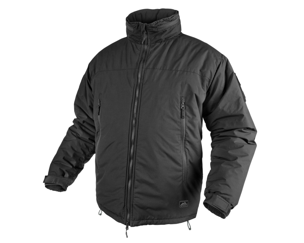 Куртка зимняя Helikon-Tex Level 7 Climashield Apex Black KU-L70-NL-01