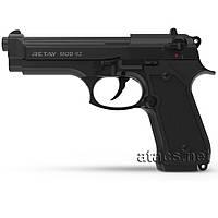 Пистолет стартовый Retay Mod 92 Black, фото 1