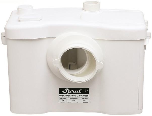 Канализационная установка Sprut WCLIFT 600/2FHot