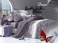 Комплект постельного белья ранфорс 1,5