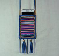 Женские сумочки на шею для мобильных телефонов 4