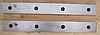 Нож гильотиныный 360х75х25 6ХВ2С