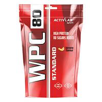 Сывороточный протеин Activlab Wpc 80 Standard 700 г