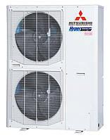 Тепловые насосы «воздух-вода» Mitsubishi Heavy