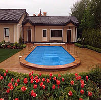 Солярна плівка для всіх типів басейнів