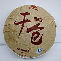 Чай Шу Пуэр от Куньминского чайного завода 2012. Точа.100 грамм
