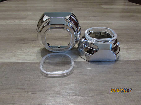 Маски для квадратных линз G6 SQR / Koito Q5 SQR - Ky, фото 2