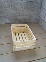 Деревянные ящики для хранения овощей и фруктов