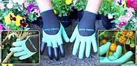 Садовые перчатки - грабли Garden Genie Gloves