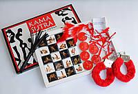Эротический набор Камасутра.