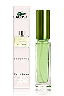 Мужской парфюм в мини-флаконе  Lacoste Essential (Лакост Эссеншиал),20 мл