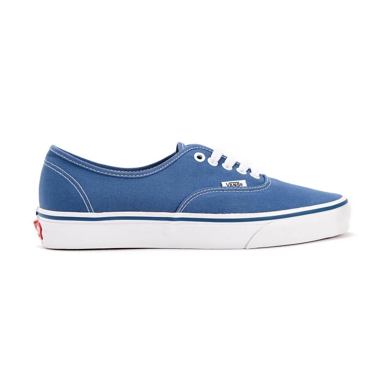 Кеды Vans Authentic Navy Canvas Skate Shoes