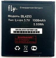 Аккумуляторная батарея Original для мобильного телефона Fly IQ443 Trend   1500mAh, (bl4253)