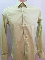 Рубашка салатового цвета от итальянского бренда