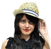 Элегантная небольшая шляпка унисекс