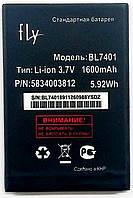 Аккумуляторная батарея к мобильному телефону Fly iQ238 1600mAh (BL7401)