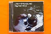 Музыкальный CD диск. JAMIROQUAI - Dynamite