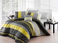 Комплект постельного белья евро Zigo sari Ранфорс