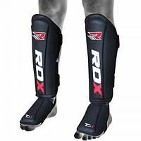 Накладки на ноги с защитой голени RDX Molded S черный