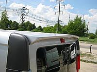 Спойлер Renault Trafic 2001-2015 (к-т 2шт, распашенка)