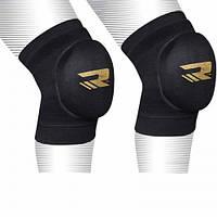 Наколенники для волейбола RDX Black (2шт) XL черный