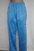 Спортивные штаны голубые