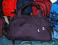 Спортивная сумка M043 большая (50 см х 30 см х 25 см) багажная дорожная из полиэстера плечевой ремень
