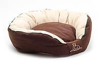 Лежак Природа Лотос 2, мебельная ткань, 65х63х19 см, фото 1