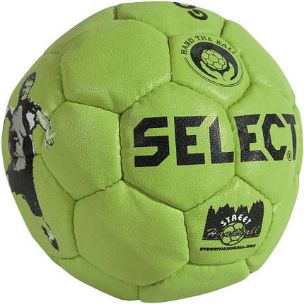 Мяч гандбольный SELECT Street Handball, фото 2