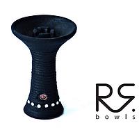 Чаша для кальяна RS Bowls PLd, черная