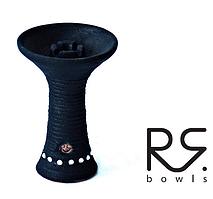 Чаша для кальяну RS Bowls PLd, чорна