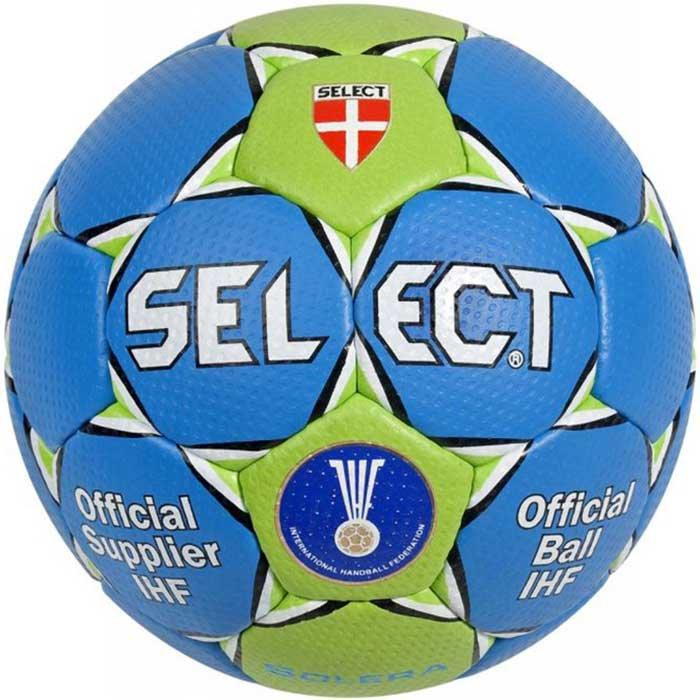 Мяч гандбольный SELECT Solera - blue