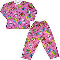 Пижама для девочек легкая