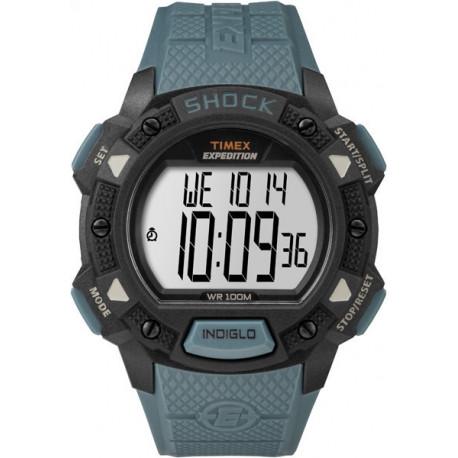 Мужские часы Timex EXPEDITION CAT Base Shock Tx4b09400